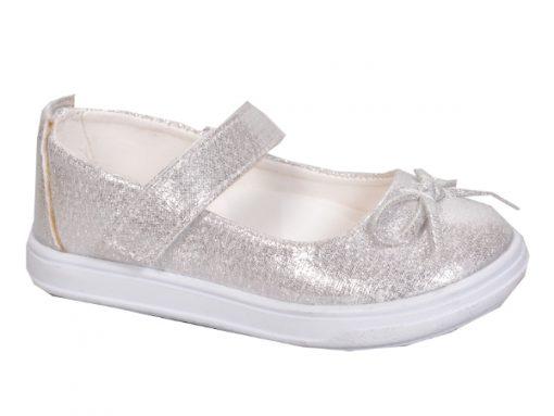 ОБУВКИ ЗА БЕБЕ Модел Silver Kegi Shoes