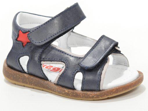 детски сандали отворени за момчиња