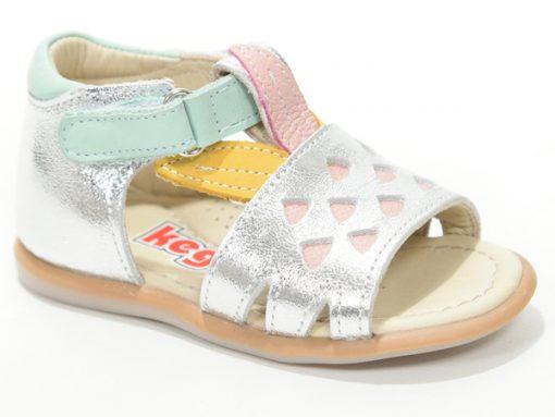 Детски сандали за девојчиња- шарени
