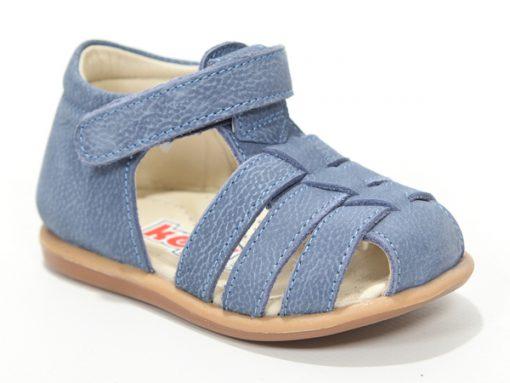 детски сандали модел син