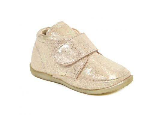 ОБУВКИ ЗА БЕБЕ IA-557 Gold Kegi Shoes