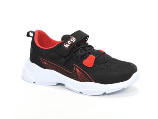 Detski Patiki Kegi Shoes Crni