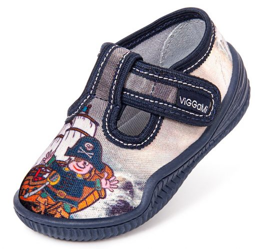 Toplinki za deca Model Pirat Kegi shoes