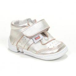 проодувалки за бебе- бебешки патики боја сребрена