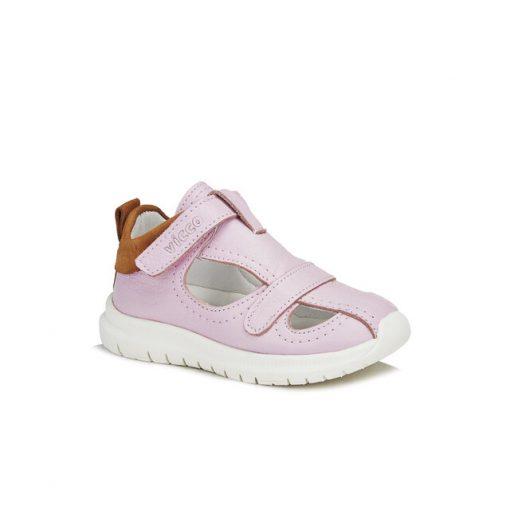 детски сандалчиња розева боја