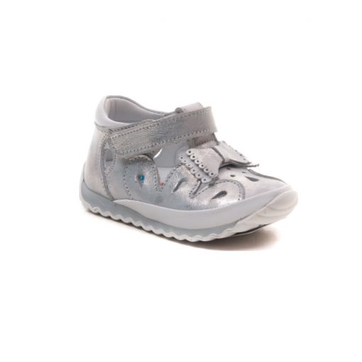 детски сандали сива боја