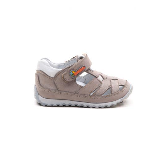 детски сандали крем боја